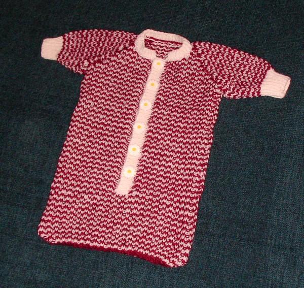 """Bekannt Cadeau tricot : le """"sac à bébé"""" - Le blog de Macha QM03"""
